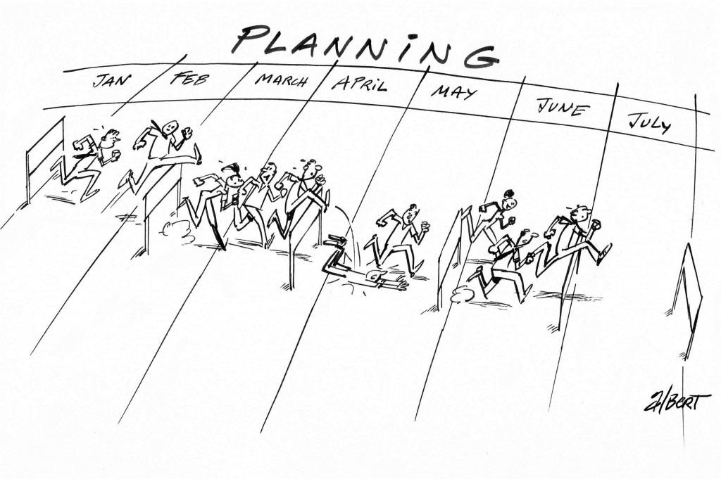 6 règles pour établir un planning de communication
