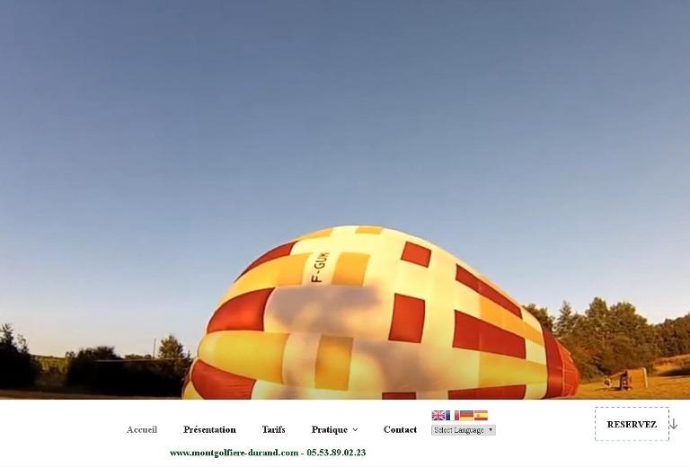 creation-site-internet-aquitaine-1formanet-montgolfiere-durand