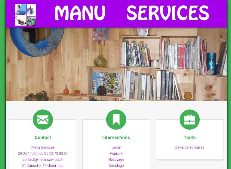 creation-site-internet-aquitaine-manu-services Portfolio