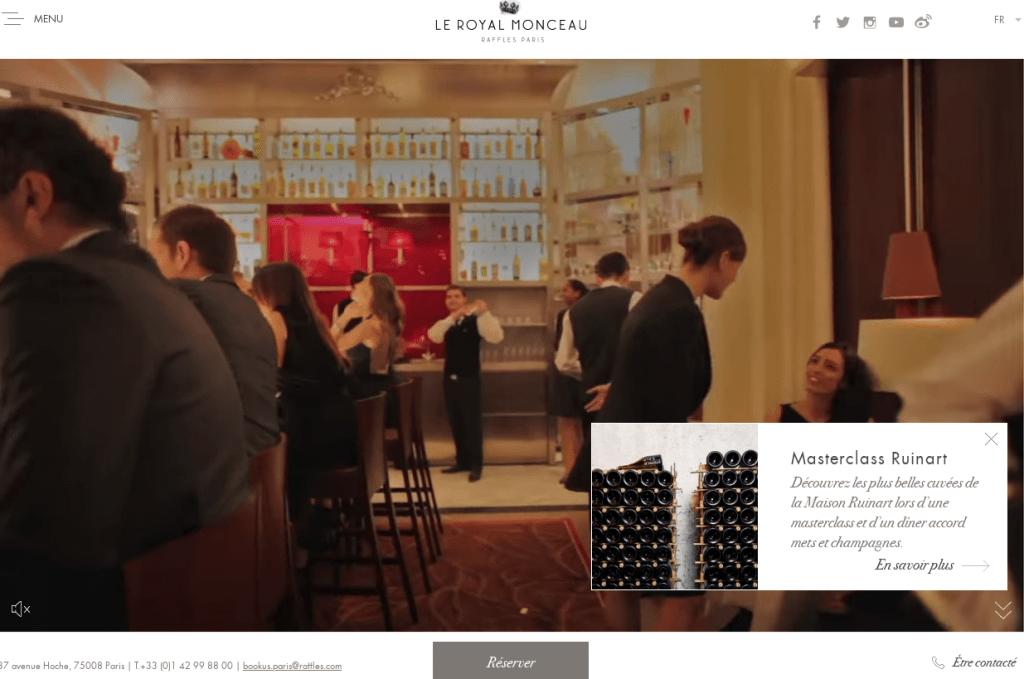 hotel-wordpress-creation-site-internet-dordogne