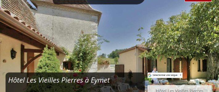 Hôtel Eymet : Les Vieilles Pierres