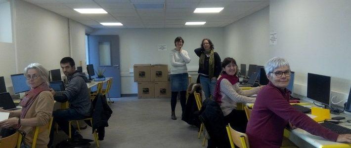 AGROBIO Périgord et MAB Charente : en LIVE sur  les plugins wordpress – jeudi 29.11.2018